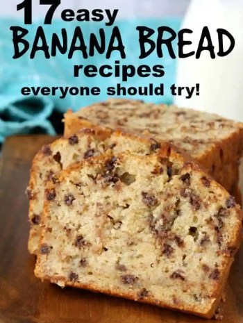 Easy Banana Bread Recipes