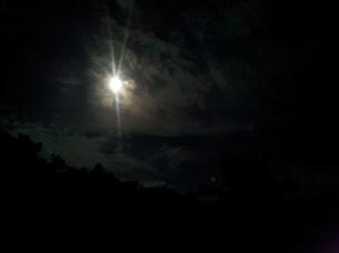 moon rise over Tubod