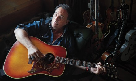 Bruce Springsteen Talks Politics, Marriage and Why He Won't Write an 'Anti-Trump Diatribe'