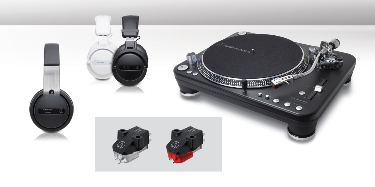 Audio-Technica Now Shipping Expanded Line of DJ Products