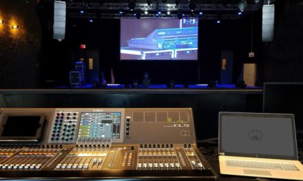 Trinity Sound Plays Vital Role in the Live House Theater