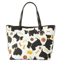 Dooney & Burke Scottie Tote