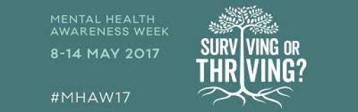 mental health awareness week 2017 banner
