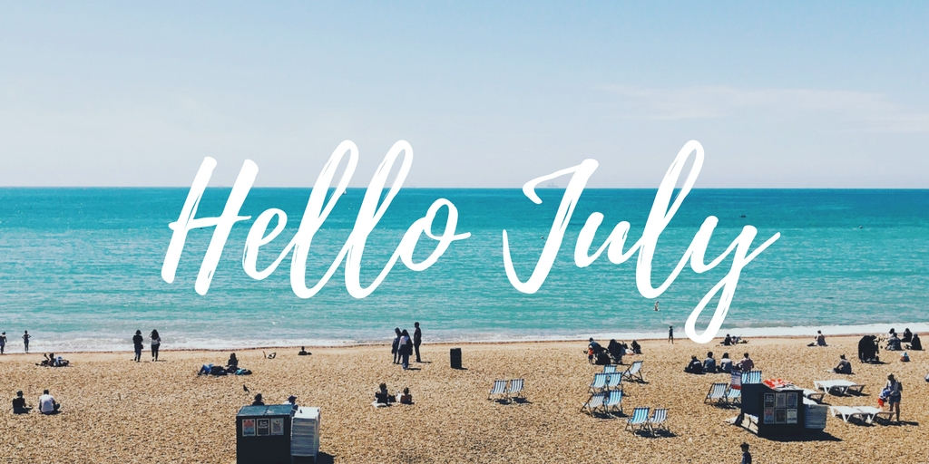 hello july. instagram roundup june