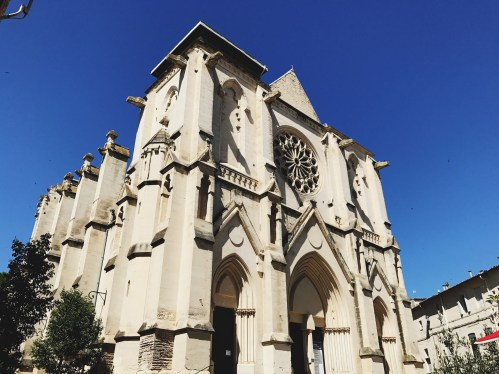 montpellier church