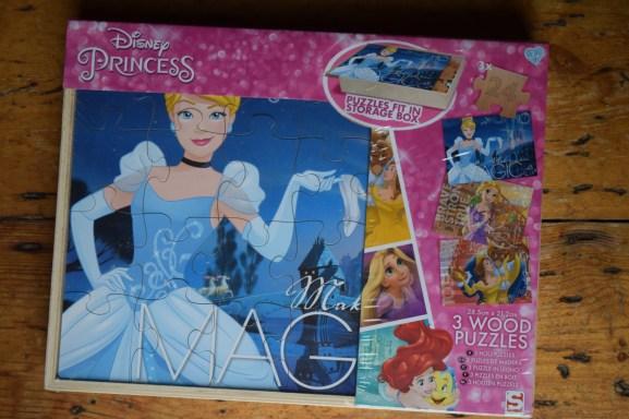 christmas gift challenge disney princess puzzle