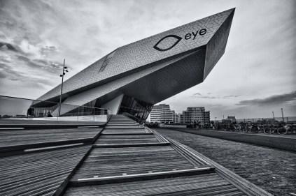 Eye - Film Museum in Amsterdam