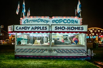 Snack Booth
