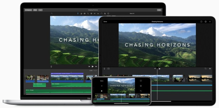 aplikasi edit video macbook imovie
