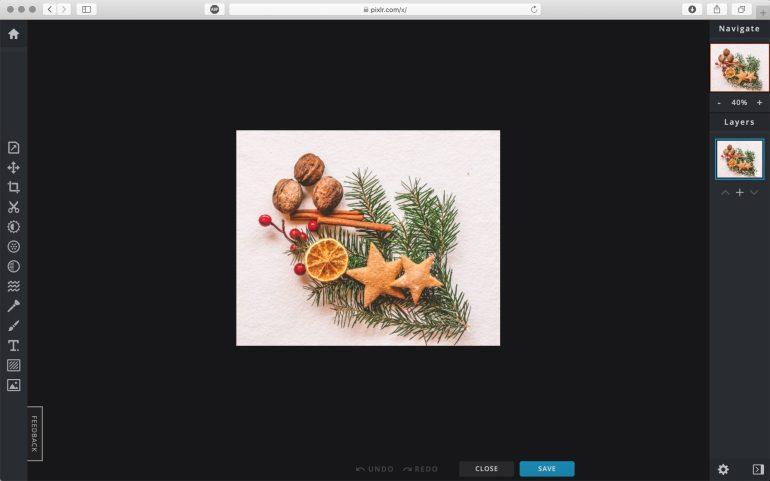 aplikasi edit photo pixlr