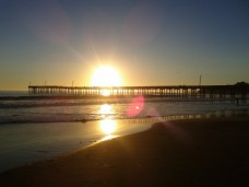 cayucos_beach_pier_sunset