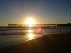 cayucos_beach_pier_sunset