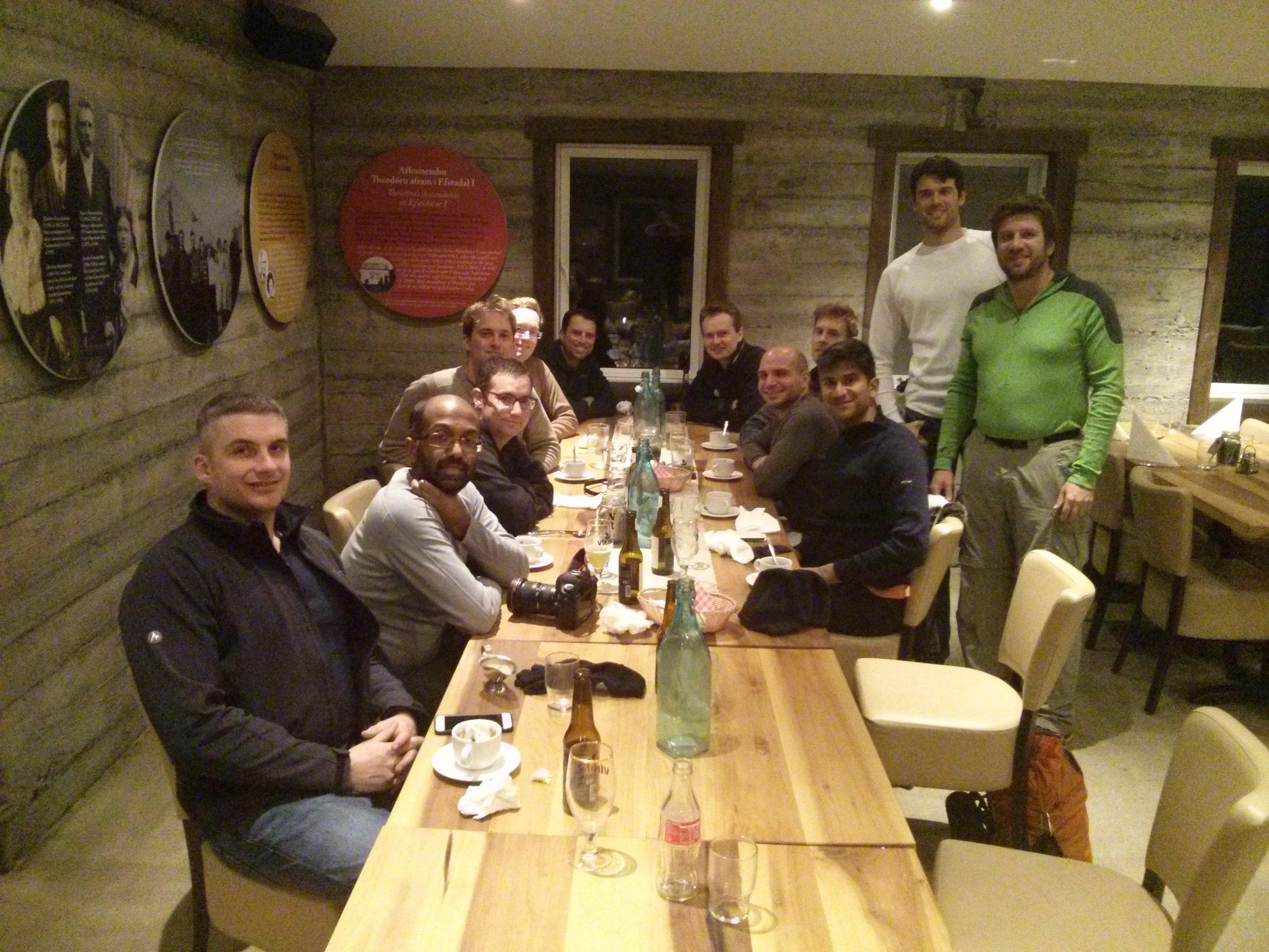 efstidalur_farm_group_dinner