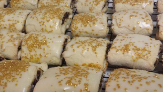 Cuccidati Sicilian Fig Cookies Snarky Chef