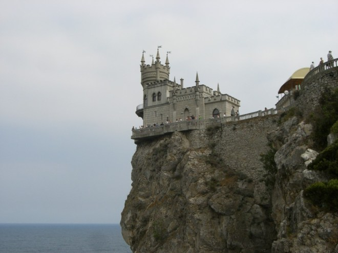 Swallow's Nest, Crimea, Ukraine