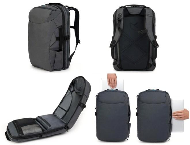 Minaal Backpack multi-view