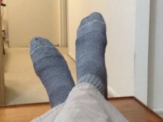 Merino wool socks