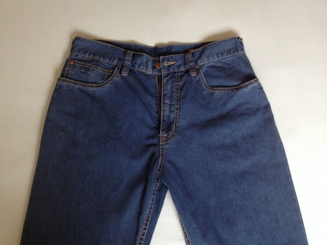 Rohan Jeans Plus front