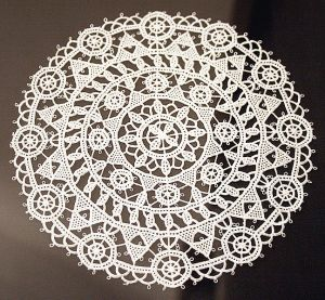 Croatian lace