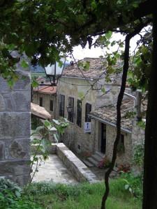 Streets of Hum, Croatia