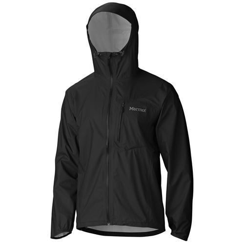 Packable Waterproof Rain Jacket