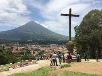 Hill of the Cross, Antigua, Guatemala