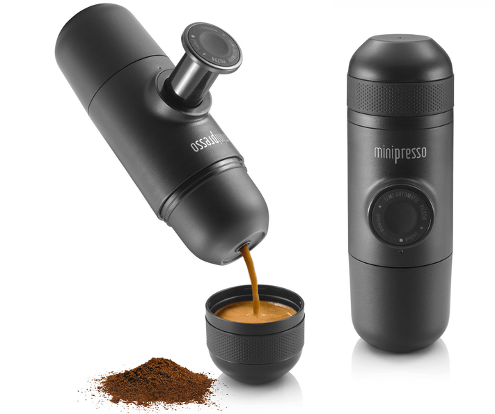 Espresso Coffee Maker Portable : Best portable coffee makers for travel junkies Snarky Nomad