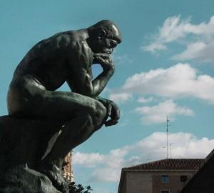 Thinker Replica
