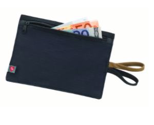 Lewis and Clark Hidden RFID Wallet