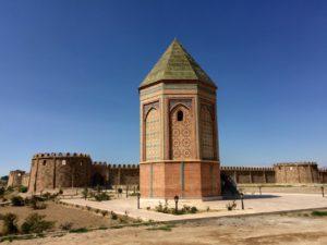 Noah's Tomb in Nakhchivan