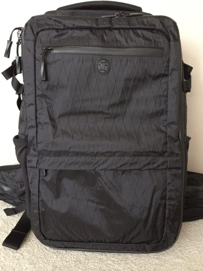 Tortuga Outbreaker Backpack front panel