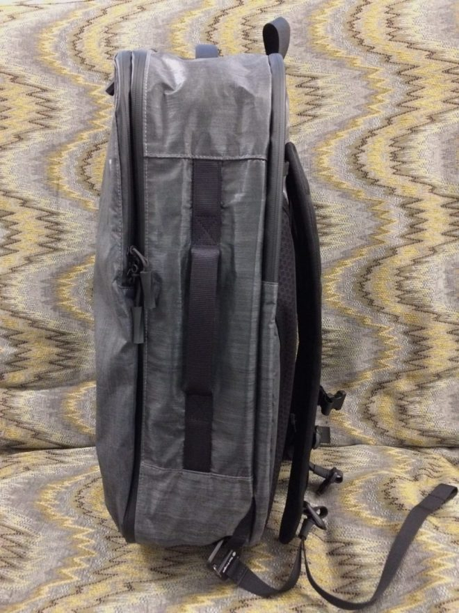 Tortuga Homebase Backpack side