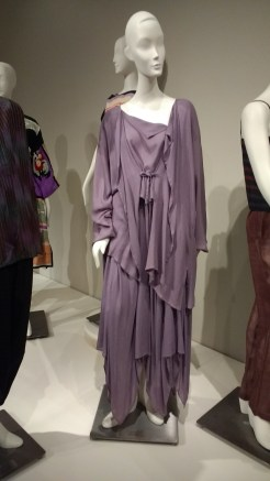 Issey Miyake outfit