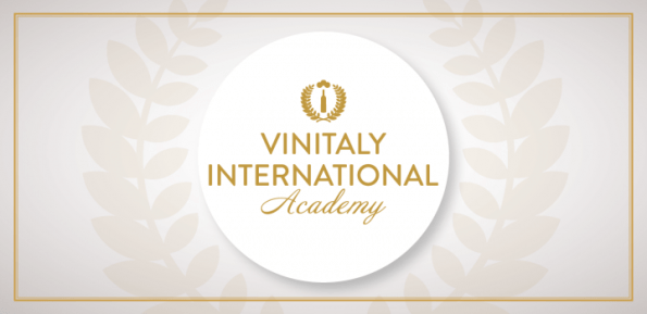 Banner of the Vinitaly International Academy