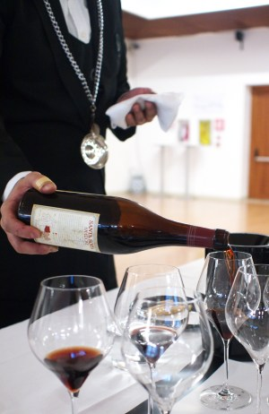 Sommelier and Amarone