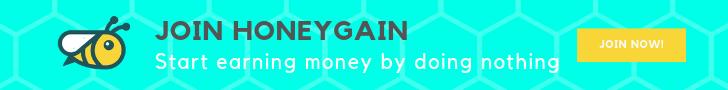 Join Honeygain - Start earning money by doing nothing.