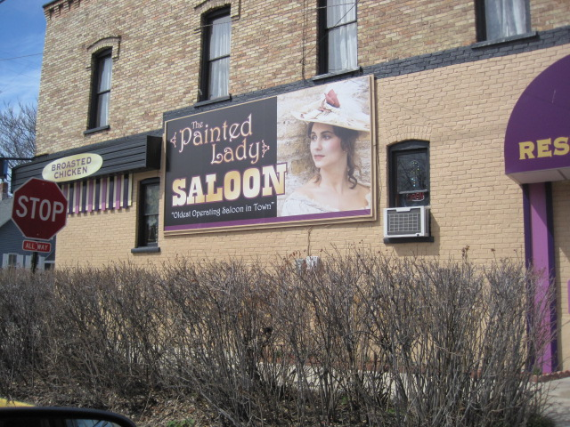 The Painted Lady Saloon Manistee, Michigan (4/5)