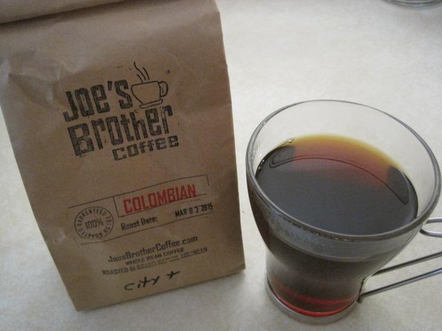 Joe's Brother Coffee! (1/4)