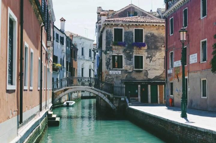 The Venice Lagoon