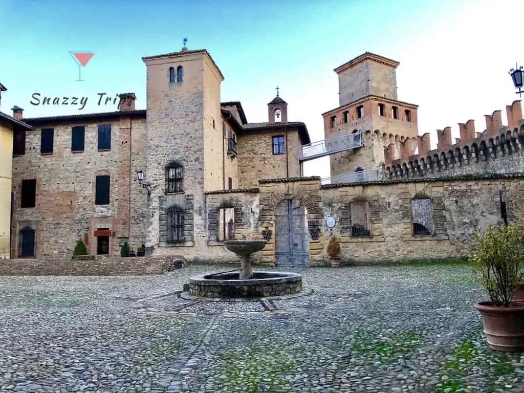 Vigoleno Castle
