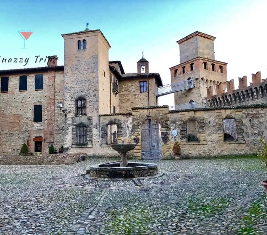 Vigoleno Castle