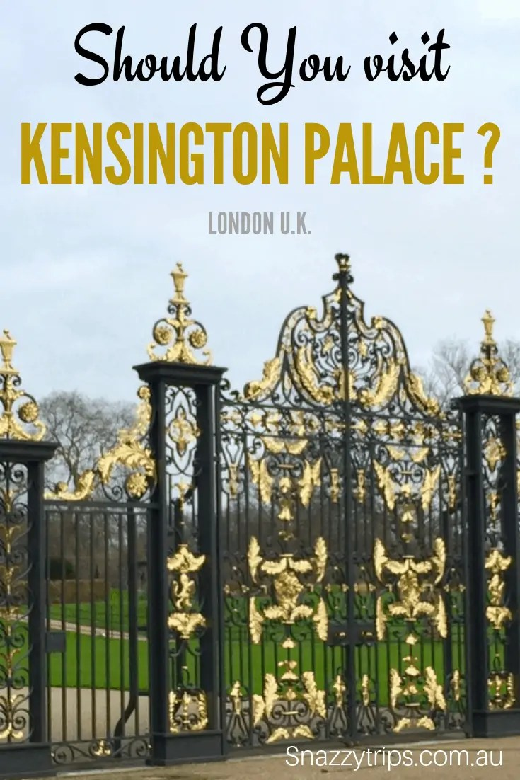 Should You See Kensington Palace?