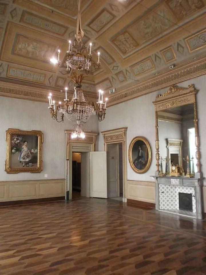 Villa reale Snazzy Trips
