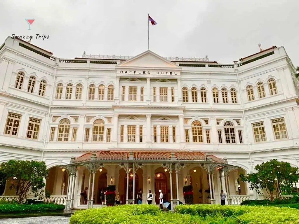 Experience The Iconic Raffles Hotel