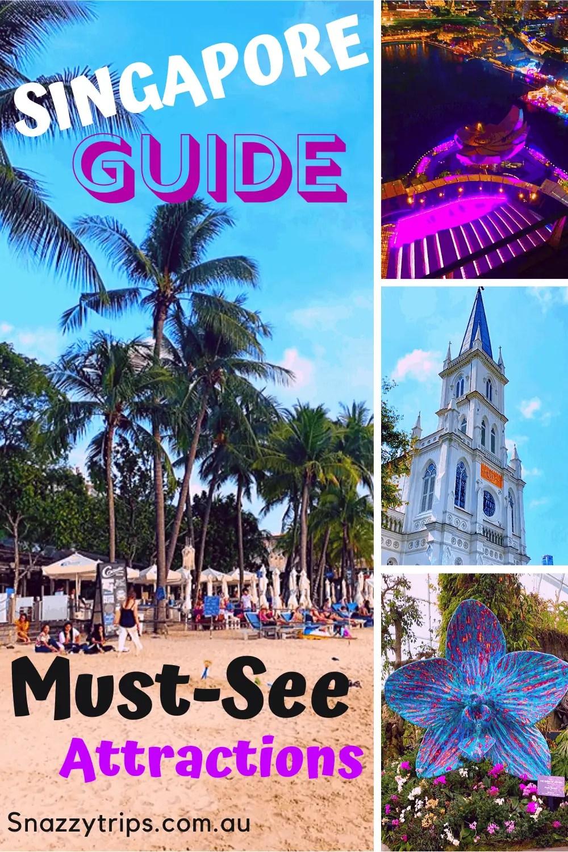 epic sites to explore in Singapore