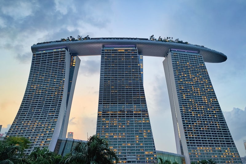 MBS Singapore Snazzy Trips