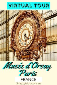 Musee d'Orsay virtual tour 3