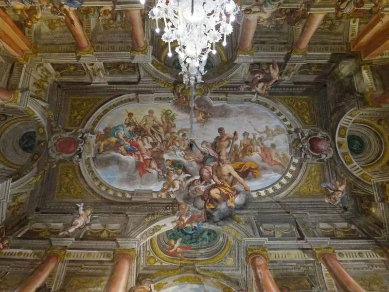 Affresco palazzo Pantaleo Spinola scaled Snazzy Trips