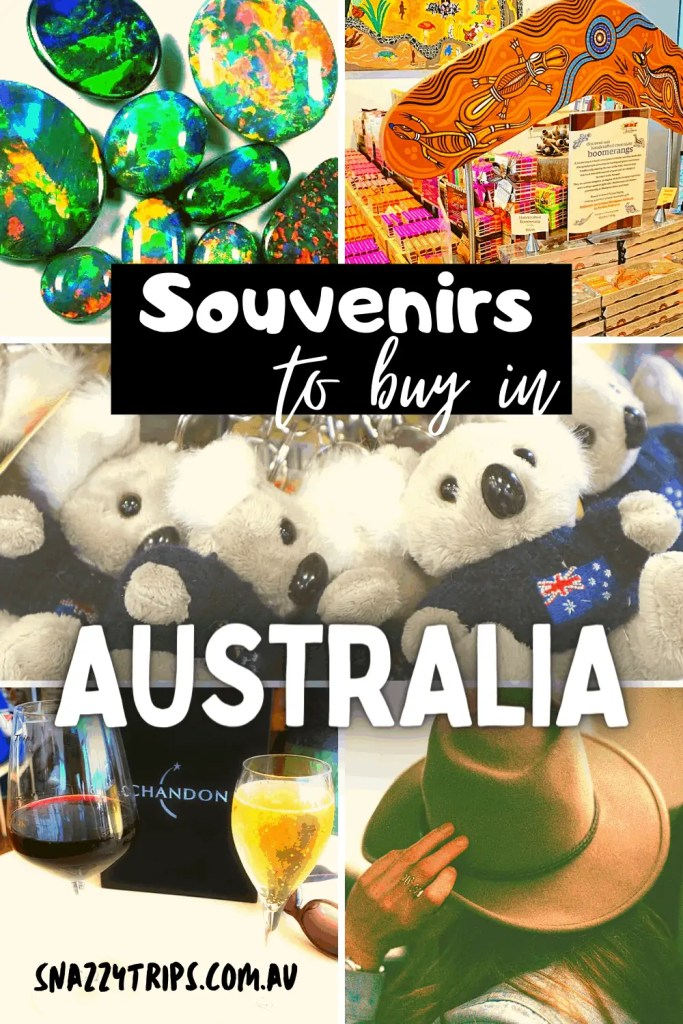 popular souvenirs to buy in Australia