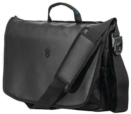 laptop bag black Snazzy Trips